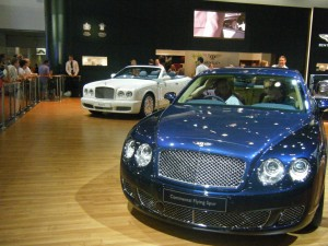 Bentley Continental Flying Spur Speed luxury