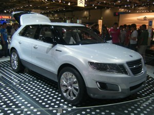 saab BIOpower concept