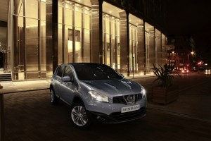 NISSAN QASHQAI CROSSOVER UPDATED FOR 2010
